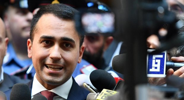Di Maio: stasera vertice con Conte e Salvini, mi aspetto sì Lega a salario minimo