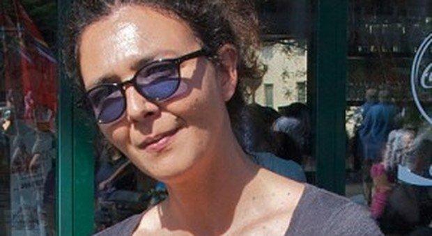 La giornalista Dina Lauricella