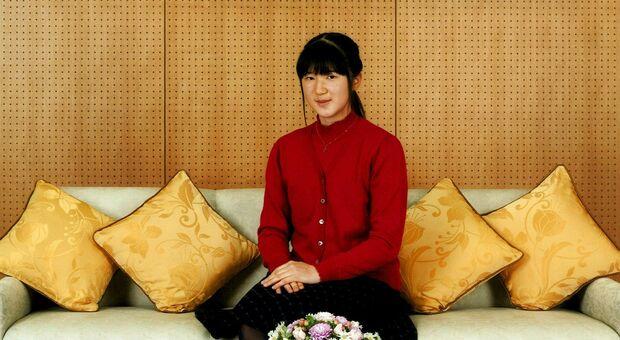 Aiko, figlia dell'imperatore del Giappone Naruhito
