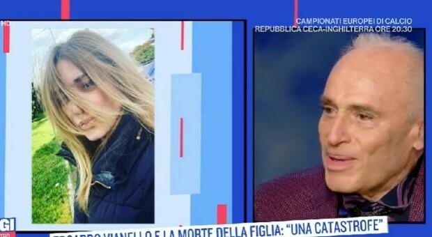 Edoardo Vianello si commuove ricordando la figlia Susanna: «La sua morte il dolore più grande»