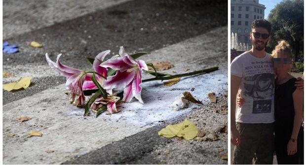 Rapina a Roma, Luca Sacchi ucciso con un colpo di pistola per difendere la fidanzata. Caccia ai due scippatori