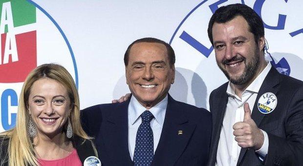 Umbria, elezioni regionali: la gara del centrodestra nell tre piazze