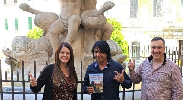 Prima nazionale a Priverno del libro del comico Carmine Faraco