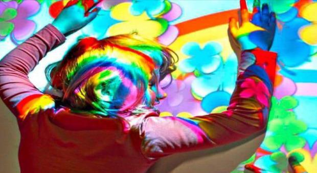 Nasce a Roma la stanza di colori e suoni per bimbi autistici