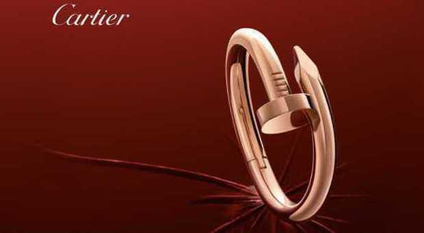brillantezza del colore promozione speciale la migliore vendita Cartier rilancia Juste un Clou, il chiodo disegnato da ...