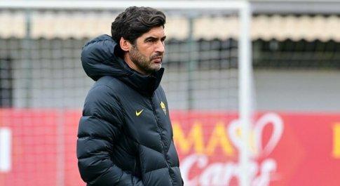 Roma, Fonseca: «Contro il Manchester lotteremo per i tifosi, la nostra ambizione è la finale»