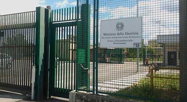 Emergenza carceri, sit-in a Frosinone