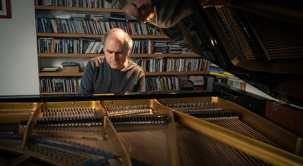 Il jazzista Enrico Pieranunzi