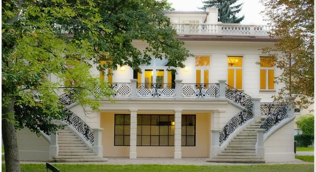 immagine La villa atelier di Gustav Klimt (Foto VillaKlimt - © Baris Alakus, ©Paola Cermak, ©A. Baumann)