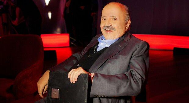 """Maurizio Costanzo in tv con """"Io li conoscevo bene"""". Quattro serate evento da Villaggio a Vaime"""