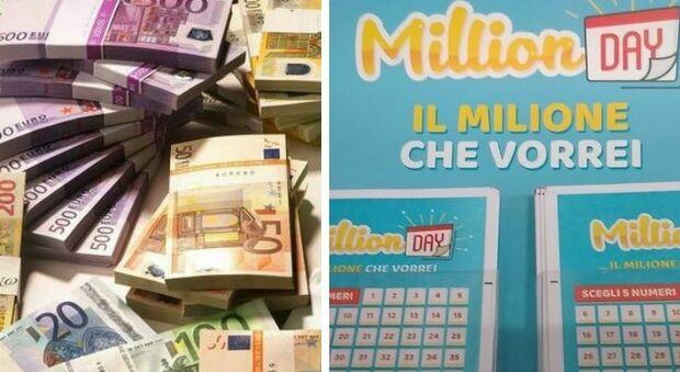 Million day, gioca 4 euro e vince un milione. Caccia al vincitore a Marotta