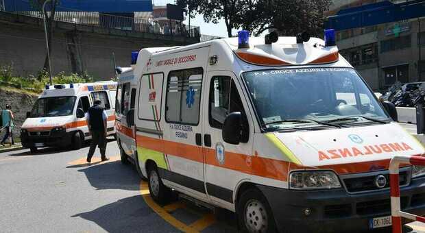 Incidente sul lavoro a Nereto: 44enne cade dal tetto