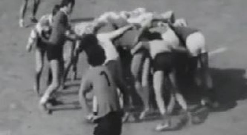 Rugby, il 1972 a Frascati e a Llanelli: dalla polvere del Mamilio al ko degli All Blacks in due documentari imperdibili Video Segue dibattito