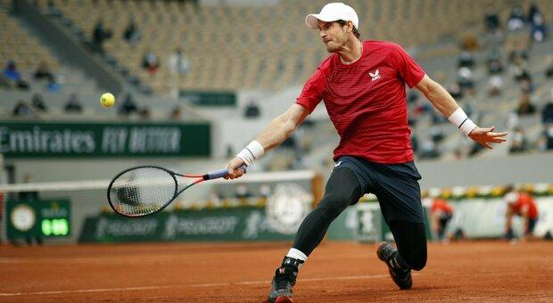 """Andy Murray """"dimentica"""" gli Australian Open con... Biella: è iscritto al Challenger 125"""