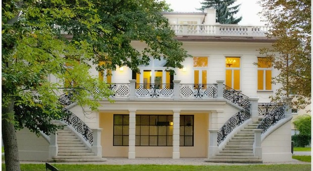 immagine La casa atelier di Gustav Klimt a Vienna apre per la prima volta al pubblico