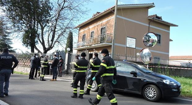 Lanuvio, strage di anziani nella casa di riposo, giallo sul gas killer: «Caldaia appena riparata»