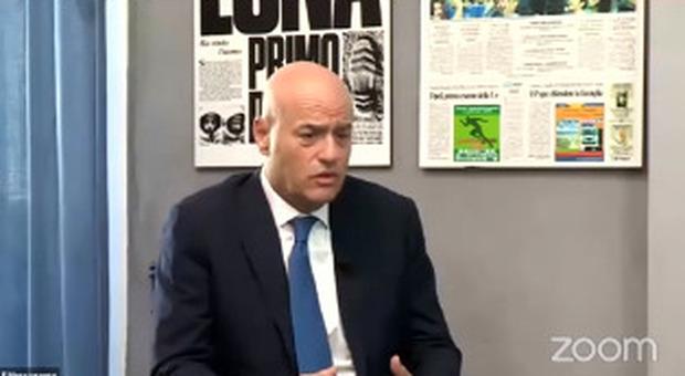 Obbligati a crescere, Claudio Descalzi: «Cambiamento è irreversibile e necessario»
