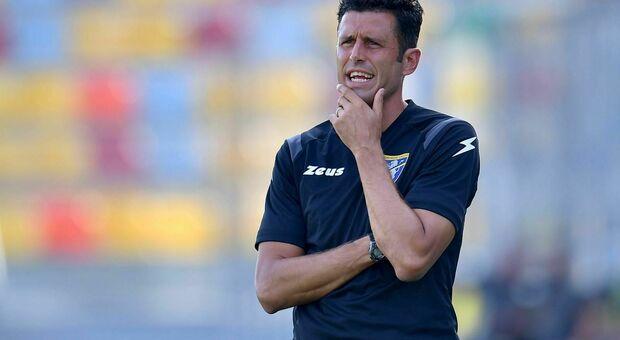 Frosinone, contro il Perugia l'ora dei nuovi