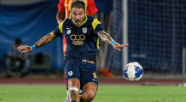 Matteo Prandelli fuori dalla Conference League: l'ex Rieti, ora a La Fiorita, eliminto dal Birkirkara