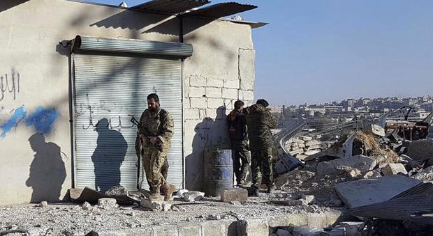 Siria, l'esercito riconquista parte di Aleppo est