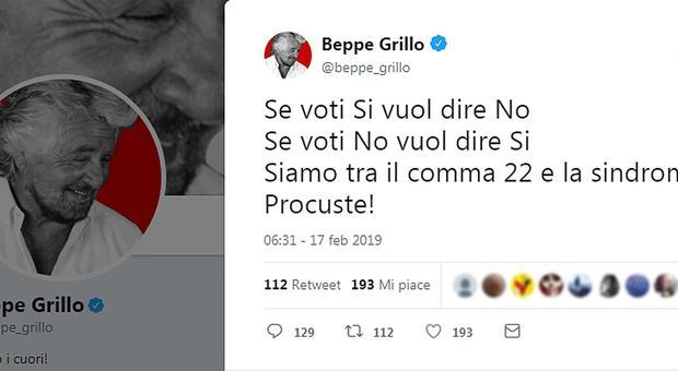 Voto M5S su Salvini, rivolta iscritti per Rousseau in tilt: «Fate qualcosa»