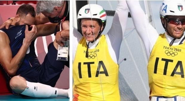Diretta Vela, Tita e Banti per l'oro: live la Medal Race dei Nacra 17