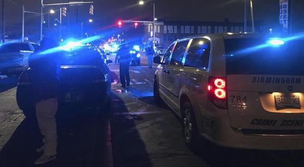 Usa, sparatoria vicino all'Università dell'Alabama: due morti