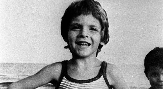 Il piccolo Alfredo Rampi