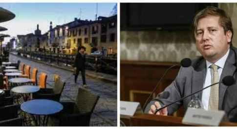 Covid, Sileri: «È arrivato il momento di rivedere il limite dei 4 posti a tavola»