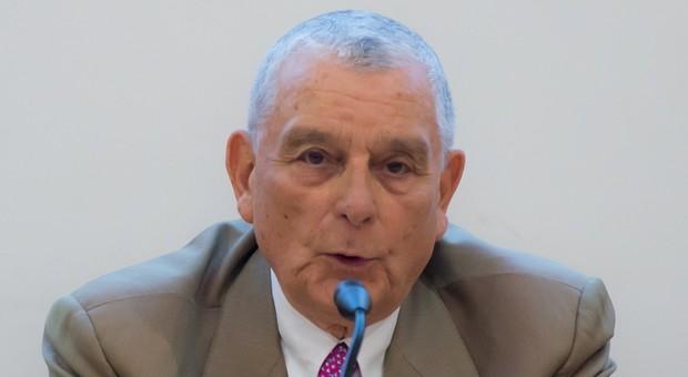 Presidente di Anlaids Lazio Massimo Ghenzer