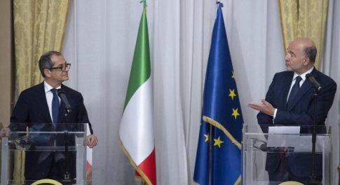 L'Ue all'Italia: «Manovra, deviazione senza precedenti». Ultimatum di Moscovici