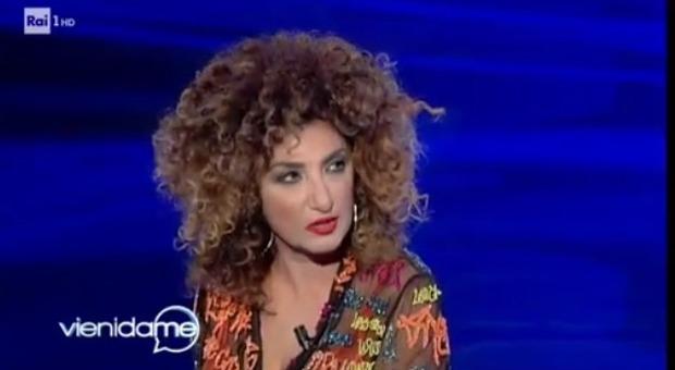 Vieni da Me, Marcella Bella attacca Caterina Balivo: «Queste sono domande stupide»