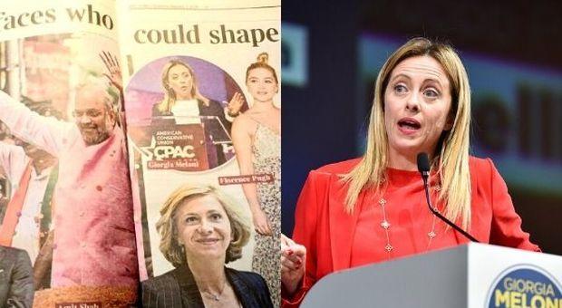 Times, le 20 persone che potranno cambiare il mondo: c'è anche Giorgia Meloni
