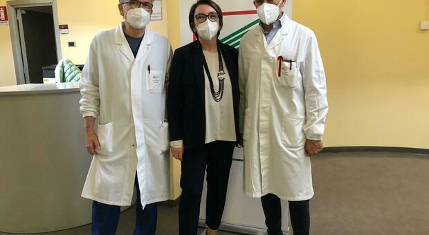 Nuova organizzazione per il reparto di Nefrologia dopo la partenza a Perugia del dottor Riccardo Fagugli