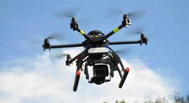 Roma, da mercoledì l'invasione dei droni all'Università Roma Tre