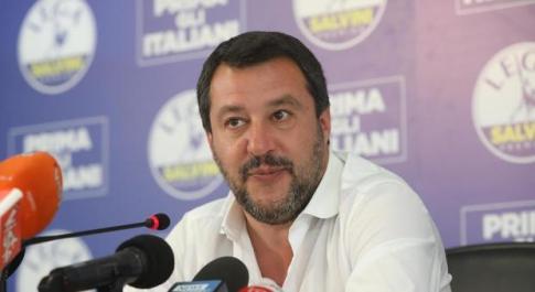 """Salvini dopo l'Umbria """"trasloca"""" in Emilia Romagna per tentare il bis"""