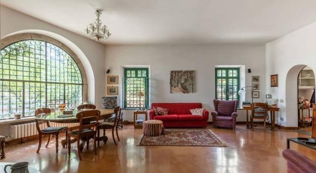 immagine In vendita la villa di Eduardo De Filippo: qui trascorreva le vacanze