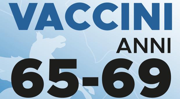 Vaccini Toscana, da domani aprono le prenotazioni per la fascia 65-69 anni: come funziona