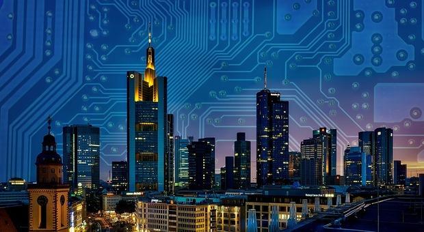 Naturalmente, rete infinita per le città intelligenti