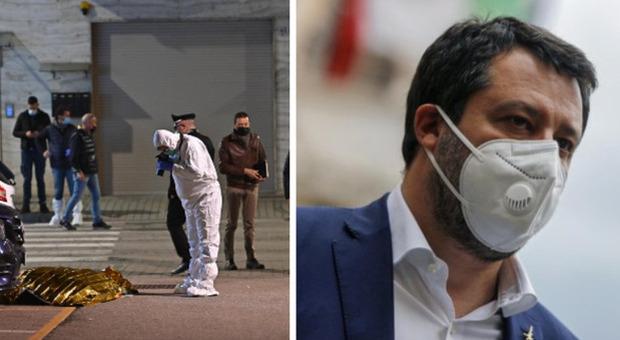Rapina ad Alba, Matteo Salvini: «Un abbraccio al gioielliere. La difesa è sempre legittima»