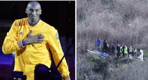 Kobe Bryant morto, foto choc dell'incidente: sotto accusa otto vice sceriffi