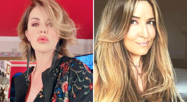 Alba Parietti e Selvaggia Lucarelli in tribunale, in aula accuse reciproche: «Mi ha mortificata»