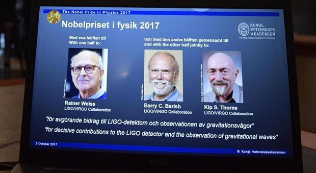 Il Nobel per la Fisica parla aquilano: premiata la ricerca sulle onde gravitazionali