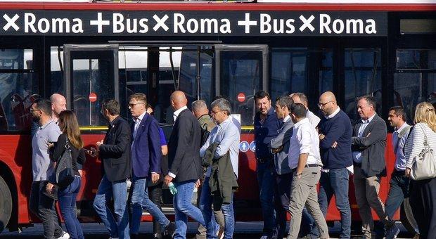 Sciopero 25 ottobre 2019, Roma a rischio paralisi: coinvolti Atac, Ama, scuole e musei