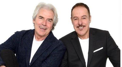 Che tempo che fa, Massimo Lopez e Tullio Solenghi tornano in tv: da ottobre ospiti fissi del salotto di Fazio