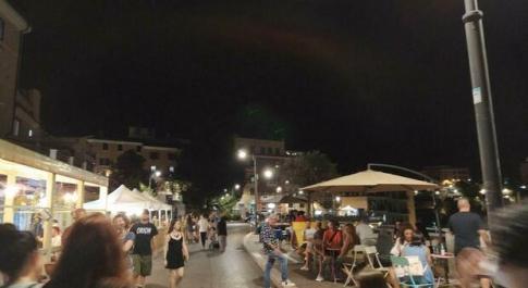 """Frosinone, i commercianti della parte alta: «Capiamo i residenti, ma le """"Terrazze"""" è per noi linfa vitale»"""