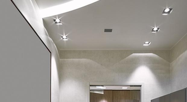 Plafoniere Da Condominio : Luce nuova alla casa i faretti da incasso