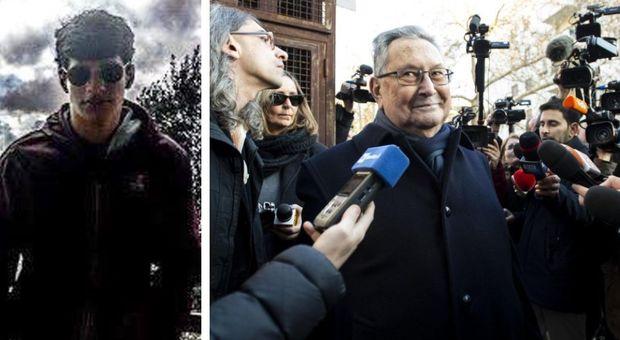 Corso Francia, Pietro Genovese interrogato dal giudice: «Dolore e angoscia per la morte di Gaia e Camilla»