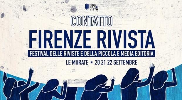 Al via Firenze RiVista, festival dell'editoria indipendente. Tra i partecipanti anche la romana Rimini Edizioni