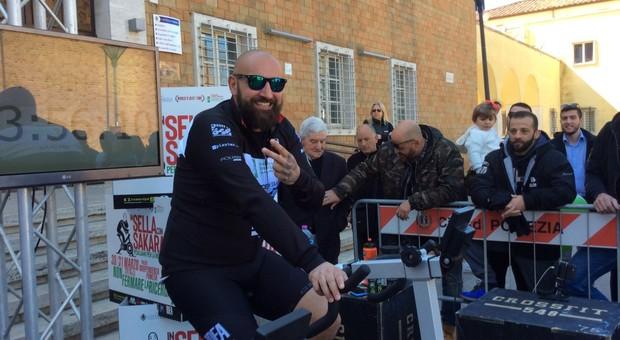 Ventiquattro ore di pedalata a Pomezia per sconfiggere la fibrosi cistica